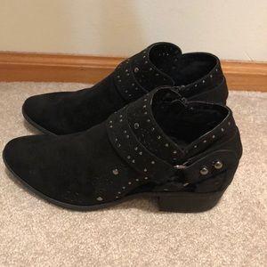 NWOT Francesca's booties